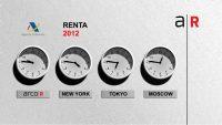 horario declaracion RENTA 2012 a coruña arteixo
